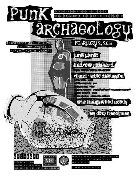punkarchaeologyhandbill