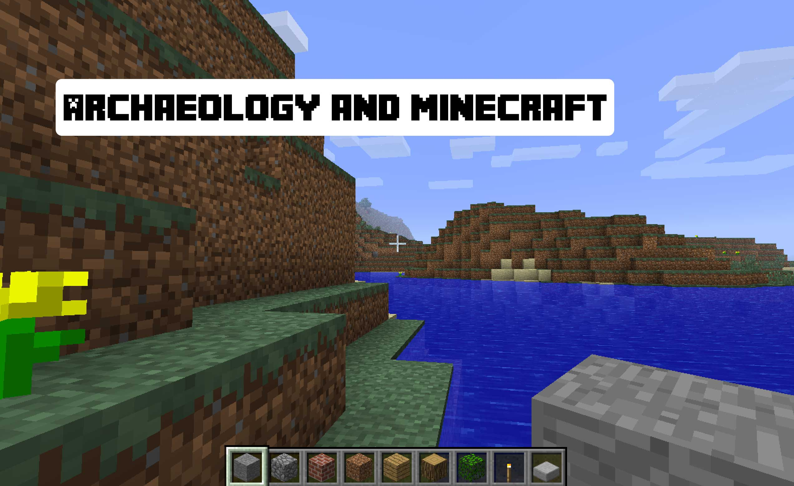 Breaking blocks and digging holes archaeology minecraft archaeologyminecraft voltagebd Images